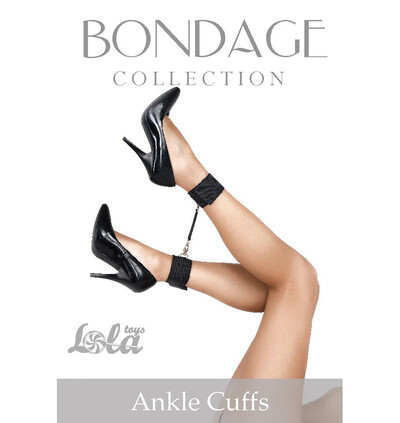 Lola Toys BC Ankle Cuffs One Size - Kajdanki na kostki