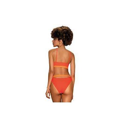 Obsessive Miamelle Tangerine - strój kąpielowy, Pomarańczowy