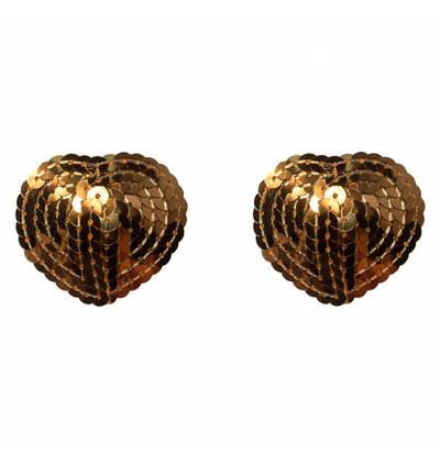 Lola Games Pasties Burlesque Rand Golden - Nasutniki, złote