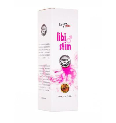 Love Stim Libistim Gel 150 ml - Żel wzmacniający libido