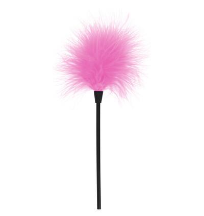 ToyJoy Sexy Feather Tickler Pink - Piórko do łaskotania, różowe