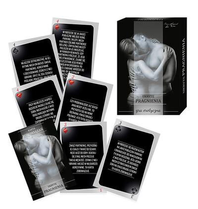 Ukryte Pragnienia - Gra erotyczna