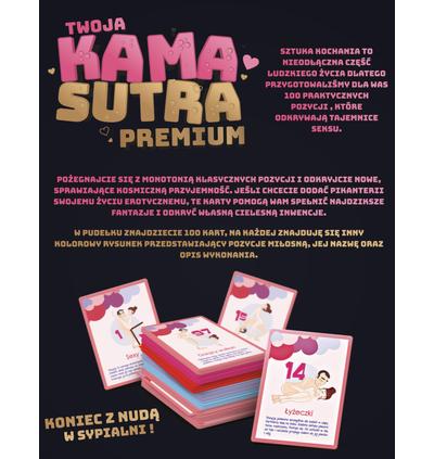 Twoja Kamasutra Premium - gra erotyczna