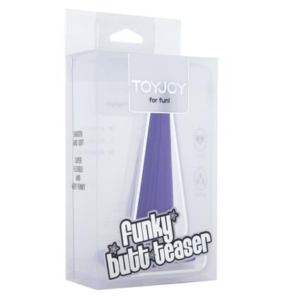 ToyJoy Funky Butt Teaser - Korek analny