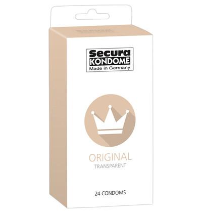 Secura Original 24 szt - Prezerwatywy