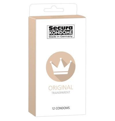 Secura Original 12 szt - Prezerwatywy