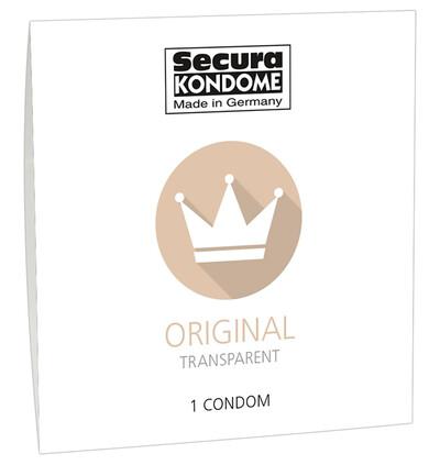 Secura Original 1 szt - Prezerwatywy