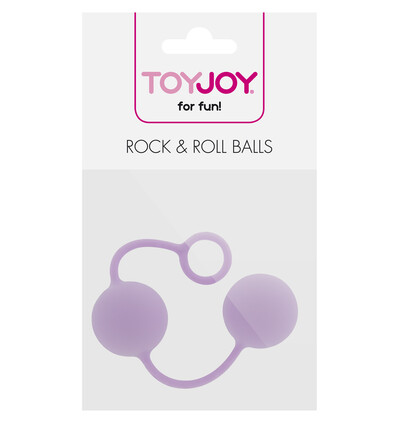 ToyJoy Rock & Roll Balls - Kulki gejszy