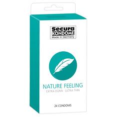 Secura Nature F. 24 szt - Prezerwatywy