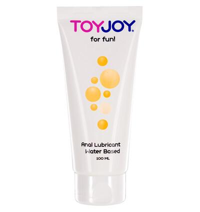 ToyJoy Anal Lube Waterbased 100 Ml - Lubrykant analny na bazie wody