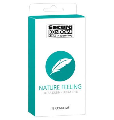 Secura Nature F. 12 szt - Prezerwatywy