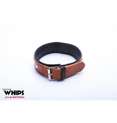 Whips Collection - Obroża Damska Bez Smyczy, Koniakowa