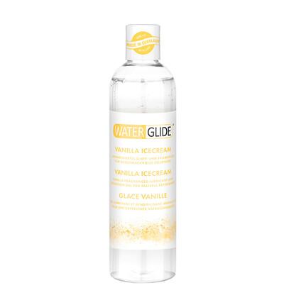 Waterglide 300 Ml Vanilla Icecream - Lubrykant na bazie wody, waniliowy