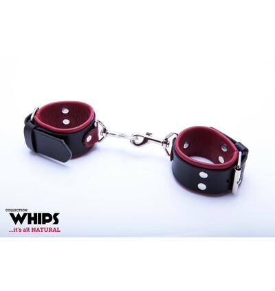 Whips Collection - Kajdanki Damskie Z Karabińczykami