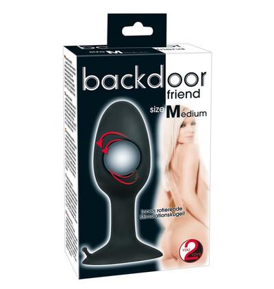 You2Toys Backdoor Friend M - Korek analny