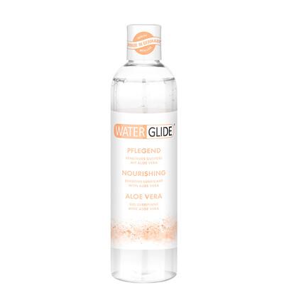 Waterglide 300Ml Nourishing - Lubrykant na bazie wody, zwiększający doznania