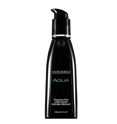 Wicked Aqua 250Ml - Lubrykant na bazie wody