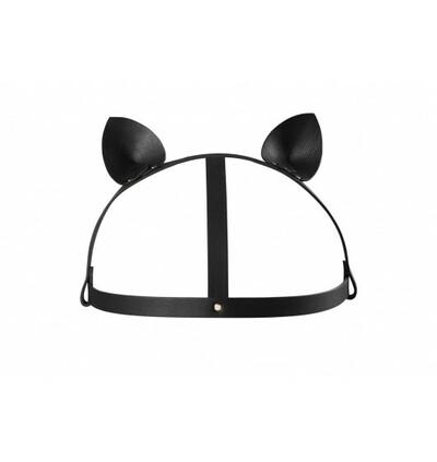 MAZE Head Piece  - kocie uszy - czarny