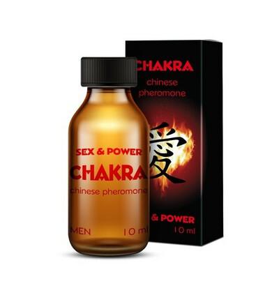 Chakra - perfumy z feromonami dla mężczyzn