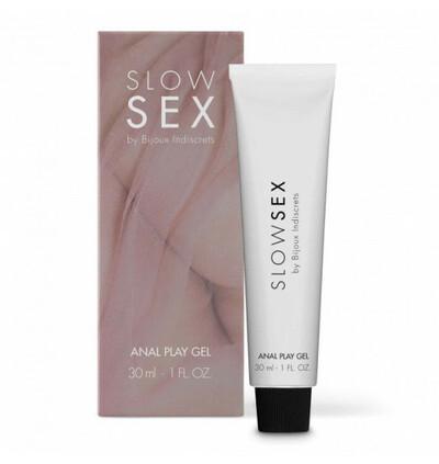 Slow Sex - żel analny