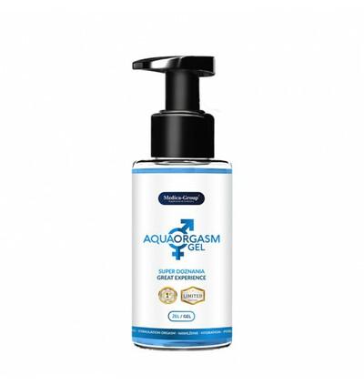 Aqua Orgasm Gel - Żel poślizgowy pobudzający doznania