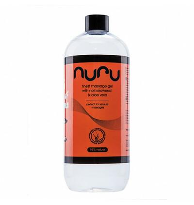 Nuru Massage Gel - żel do masażu z algami i aloesem