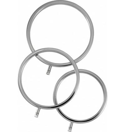 Zestaw pierścieni do elektrostymulacji