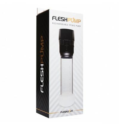 Fleshlight FleshPump - pompka próżniowa z wibracjami