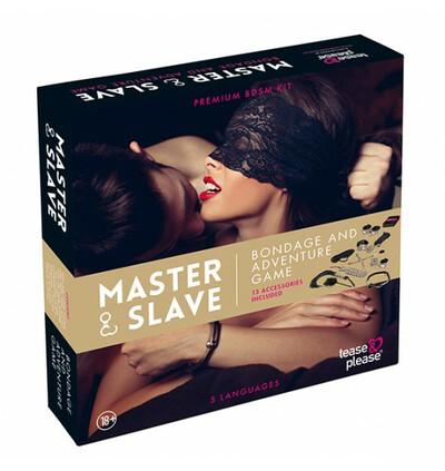Master & Slave Bondage Game - gra erotyczna