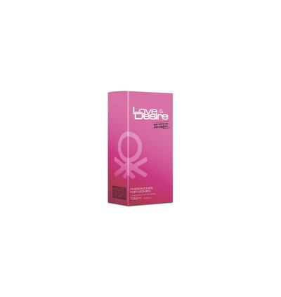 Love&Desire Pheromones - perfumy z feromonami dla kobiet