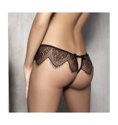 Anais  Abbigail - czarne stringi