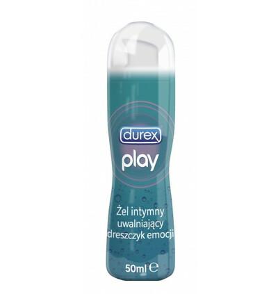 Durex Play dreszczyk emocji, zielony - Żel intymny
