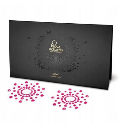 Bijoux Indiscrets Mimi - nasutniki - różowy