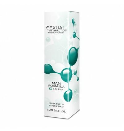 Sexual Attraction Man Formula - feromony dla mężczyzn
