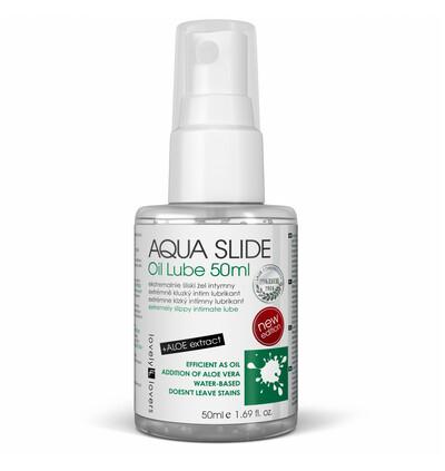 Lovely Lovers Aqua Slide Oil - Lubrykant na bazie wody
