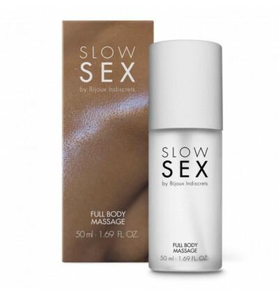 Slow Sex - żel do masażu