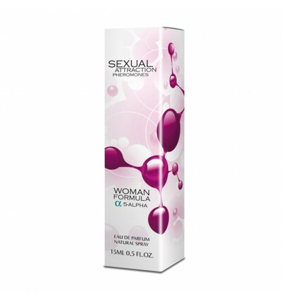 Sexual Attraction Woman Formula - feromony dla kobiet