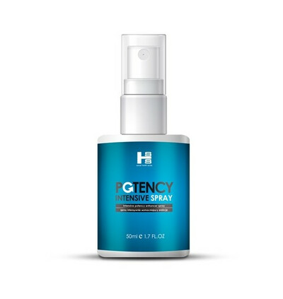 Potency spray - suplement na erekcję