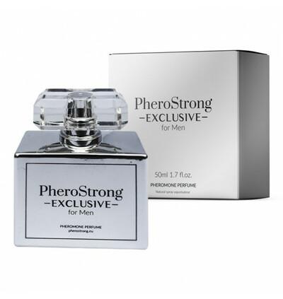 PheroStrong Exclussive for Men - feromony dla mężczyzn