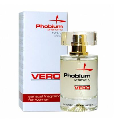 PHOBIUM PHEROMO VERO dla kobiet - Perfumy z feromonami