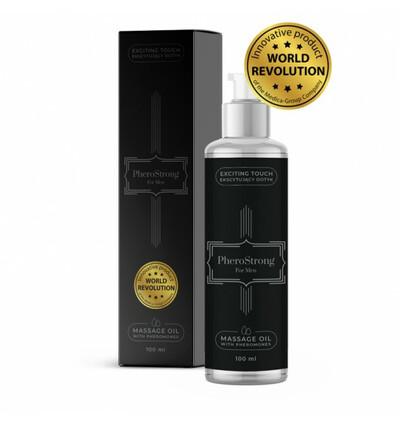 PheroStrong for Men Massage Oil