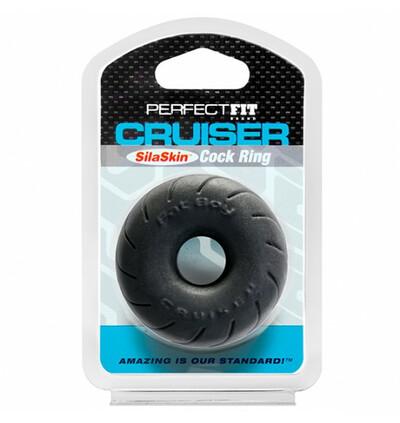 Perfect Fit SilaSkin Cruiser Ring - pierścień erekcyjny