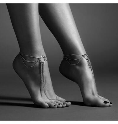 Magnifique Feet Chain  - łańcuszek na stopy