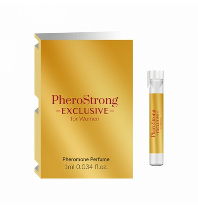 PheroStrong Exclussive for Women - feromony dla kobiet