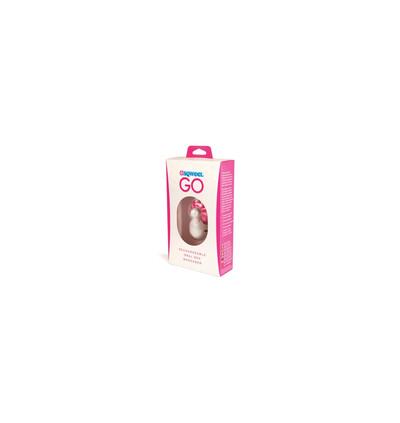 Sqweel Go - wibrator / symulator seksu oralnego dla kobiet