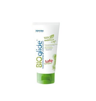 BIOglide safe (mit Carrageen) - Wodny lubrykant
