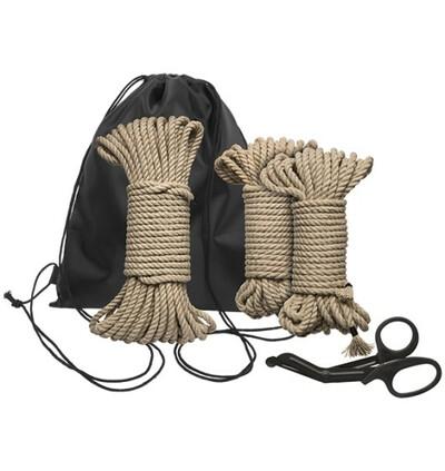Kink Bind & Tie Initiation, zestaw 3 lin
