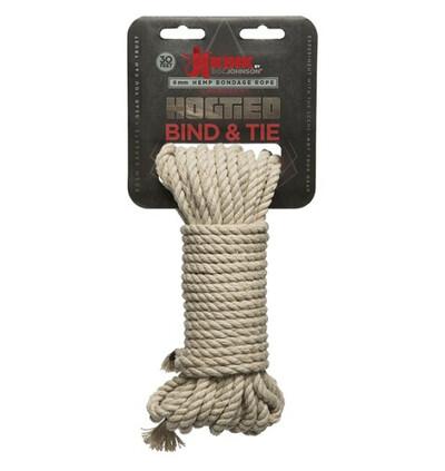Kink Hogtied - Bind & Tie - sznur do krępowania