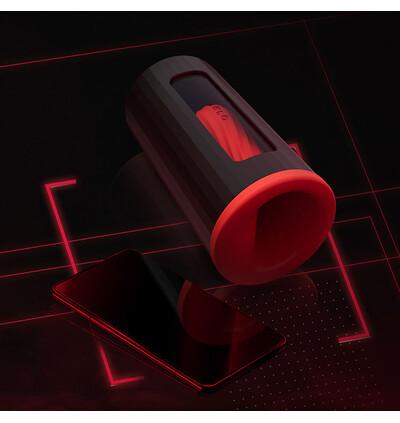 Lelo F1s Developers Kit Red - interaktywny masturbator