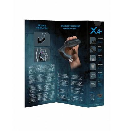 XPANDER X4+  - Stymulator prostaty z wibracjami